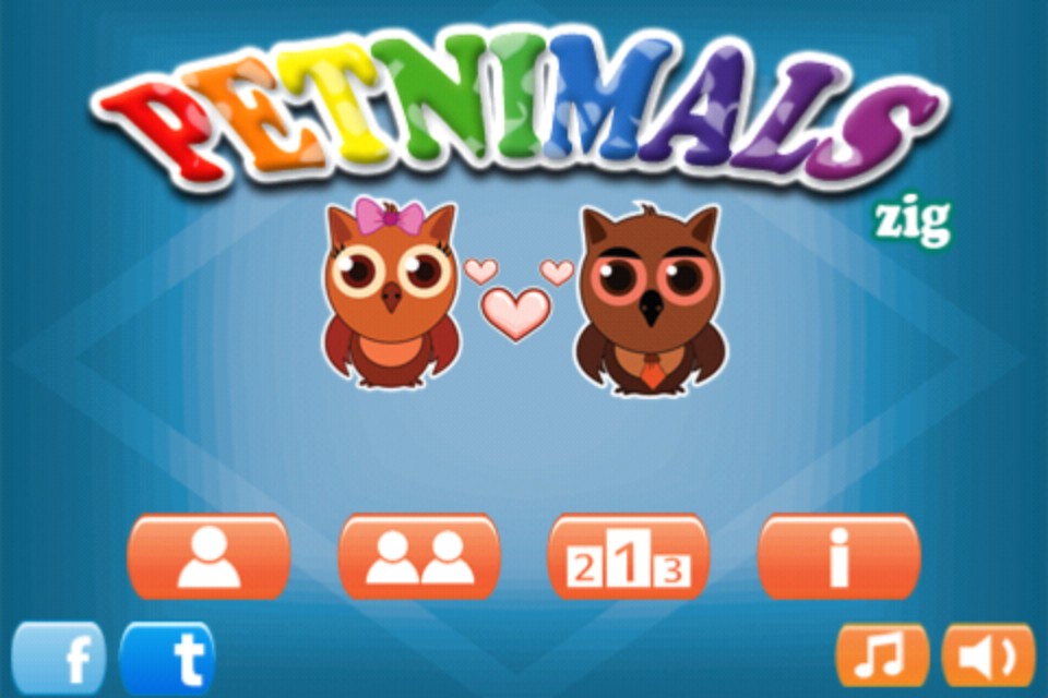 Screenshot Petnimals ZiG: The Perfect Pairs