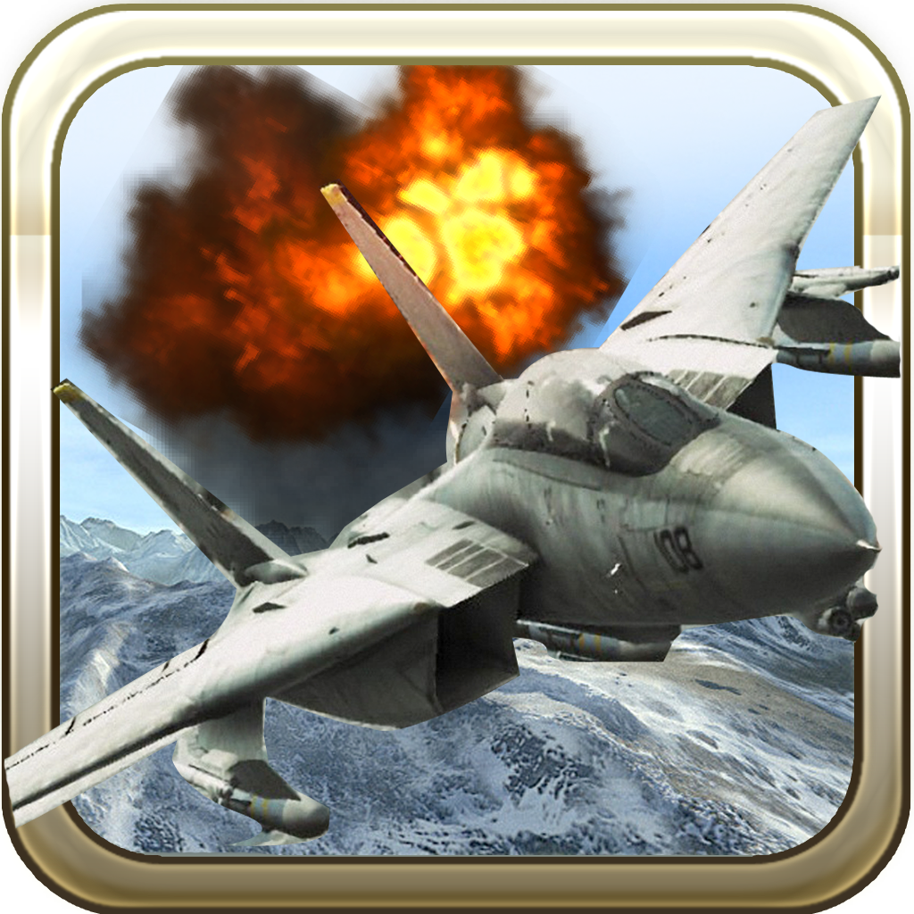 Ace Wings Commando: Pilot Air combat War Game Free