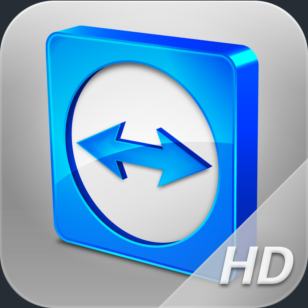 TeamViewer Pro HD for Remote Control (AppStore Link)